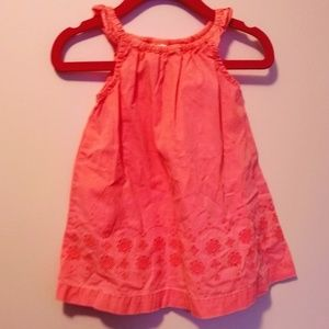 Carter's 9 month Trapeze Spring Dress